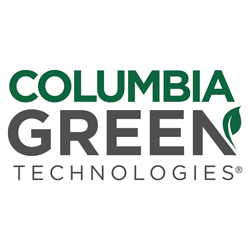 Columbia Green produces engineered vegetative roofs that dynamically manage stormwater runoff. -