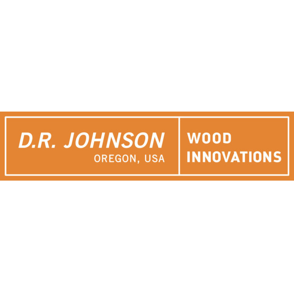 D.R. Johnson Lumber is the first U.S. company to manufacture certified, structural CLT panels. -