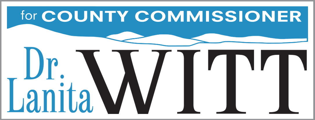 Elect Lanita Witt for County Commissioner