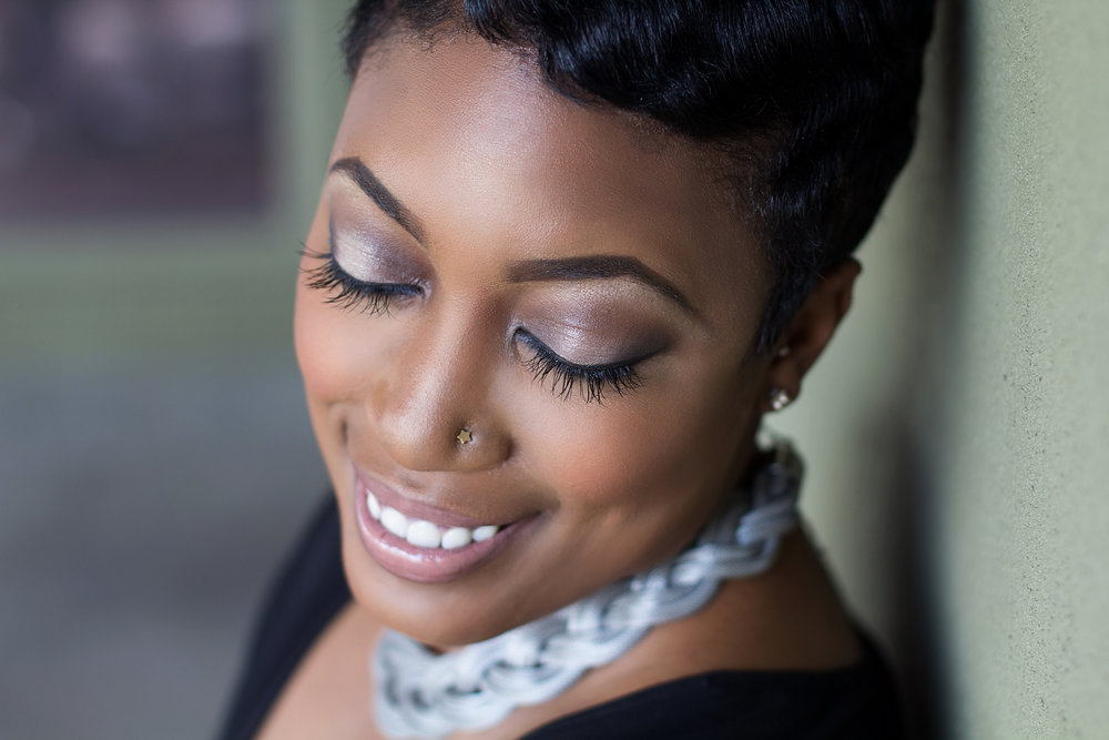 lashes lashes - I am so pleased with the finished product! Trunetta Atwater knew exactly what I wanted and brought it out.. Mini head shot success! Lash extensions and make up artist is what I do…