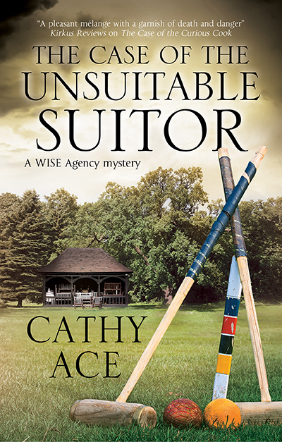Wise enquiries agency mysteries cathy ace crime writer suitor 400g m4hsunfo