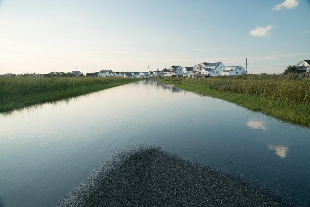 Coastal Hazards -