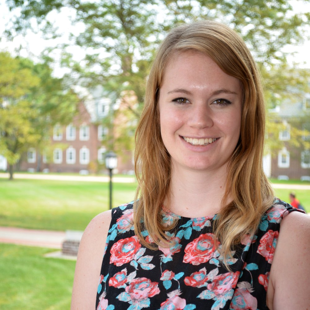 Meredith Kurz - 2018-2019 Knauss Fellow, placed with NOAA's Ocean Acidification Program