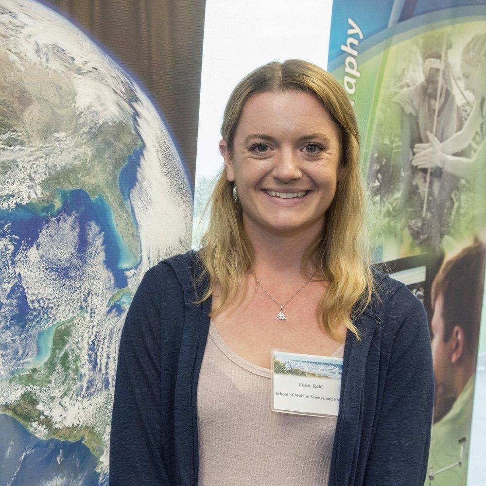 Emily Ruhl - Delaware Sea Grant Intern