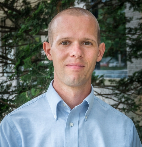 Christian Hauser, new associate director of the Delaware Sea Grant College Program