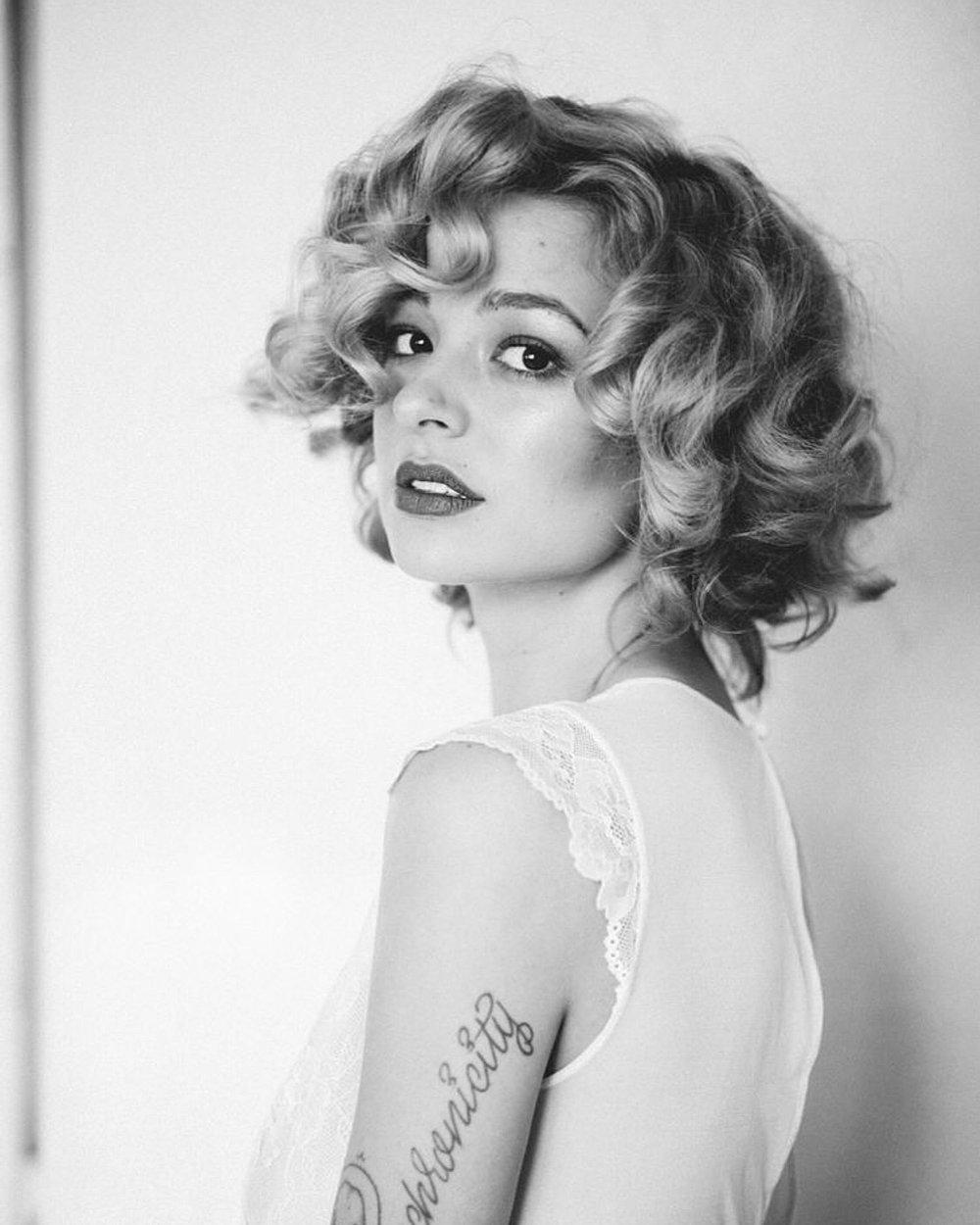 matisoncard curlyhair