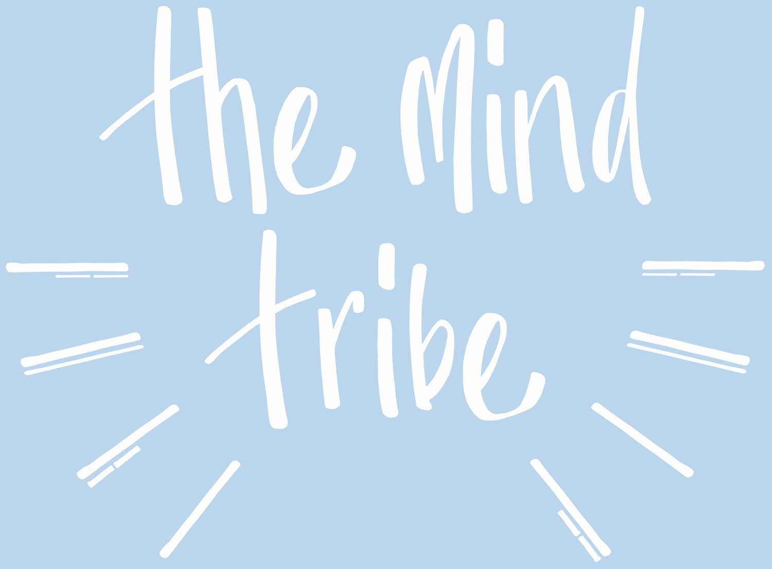 THE MIND TRIBE