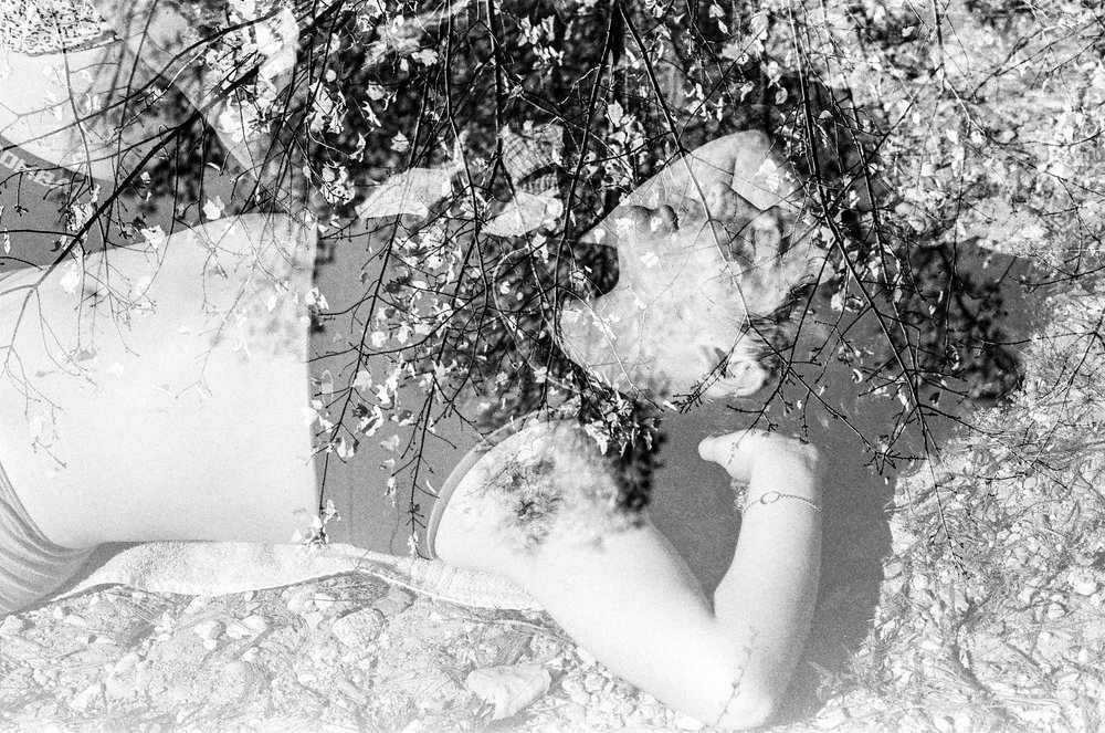 White Pond Revisited  Stergios Dinopoulos '17 | Film photography