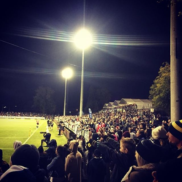 It was a record crowd of 10,289 at Carrington Park for the Bathurst NRL on Friday night. Mojo notched up our 5th year of ops & bar management for the game which saw the @penrithpanthers take on the @northqueenslandcowboysnrl #visitbathurst #bathurstnrl #panthersvscowboys #centralnsw