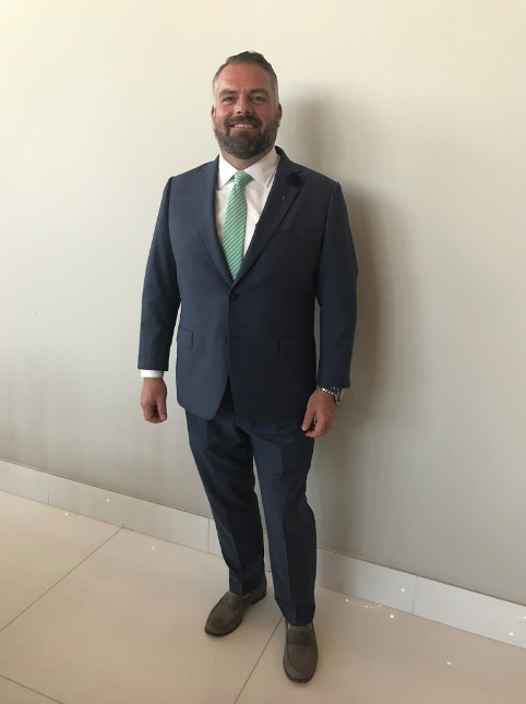 Stephen T. - Best experience I have had with getting a custom suit made. Steven and Dominic are fantastic with every aspect of the process, from consultation to design to creating. I definitely highly recommend DifferentRegard and they will be the only ones I go to from now on.