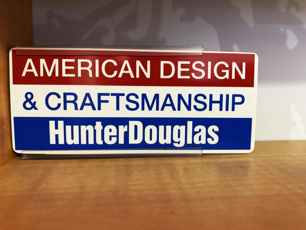 Hunter Douglas red white and blue.jpg