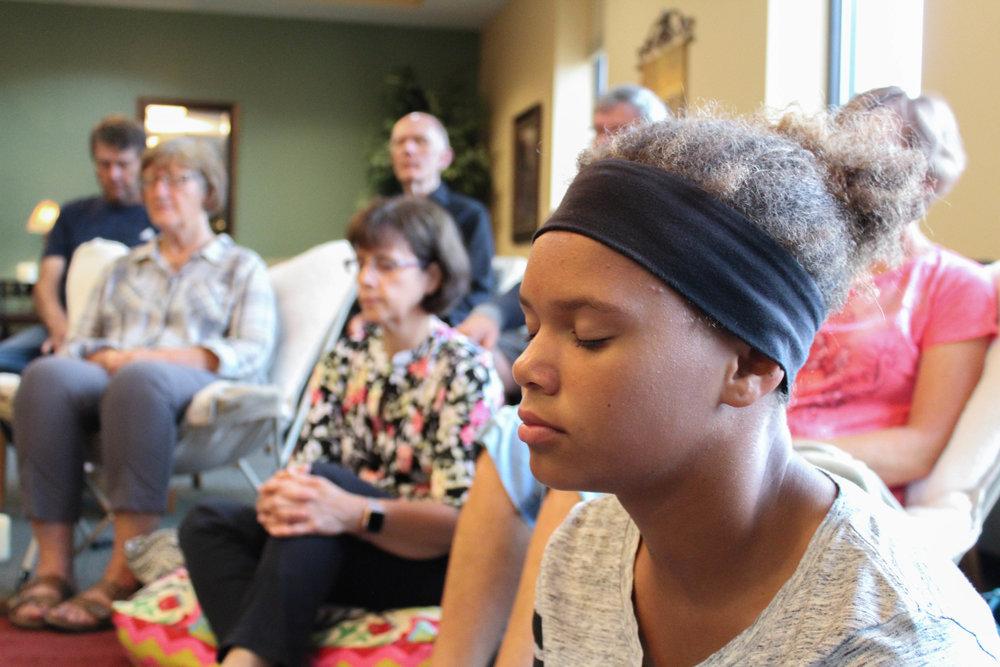 15 minute meditations -