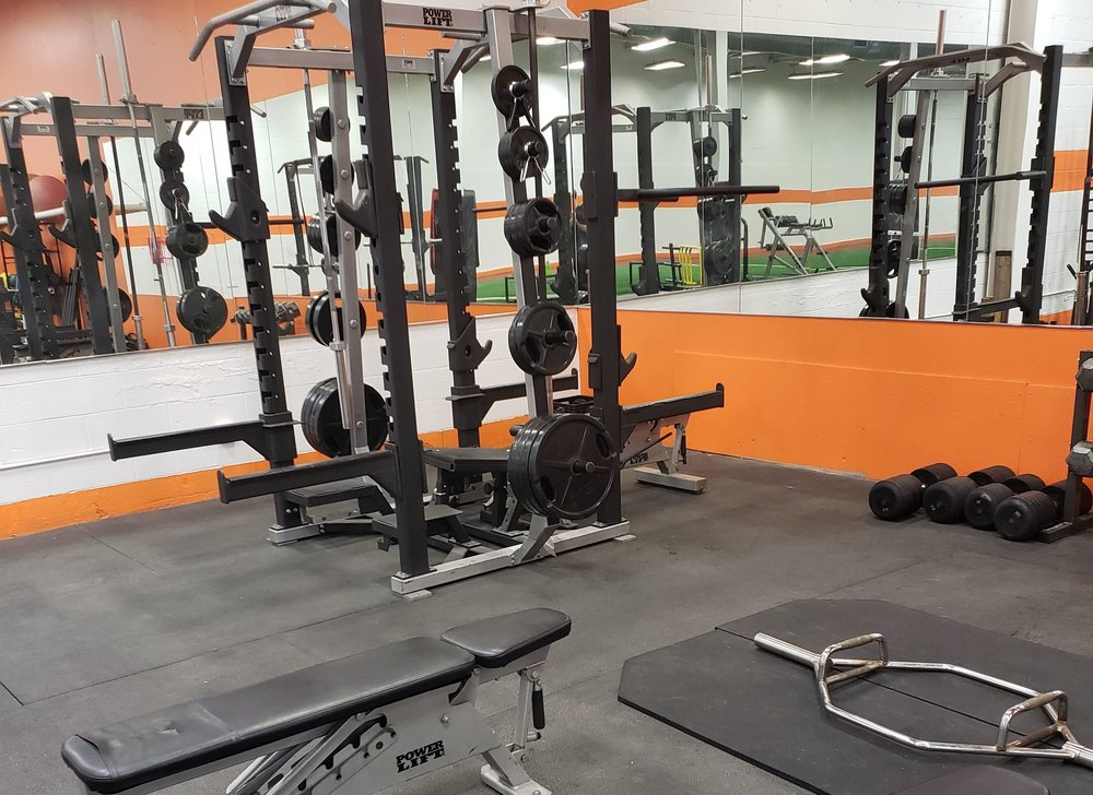 Traditional & Functional Gym Equipment