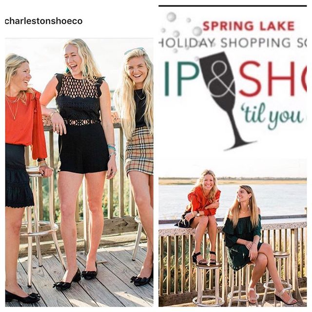 The #new #charlotte and #dewberry will be there #tomorrow #night ... Will #you ? #lovespringlake #shoplocal