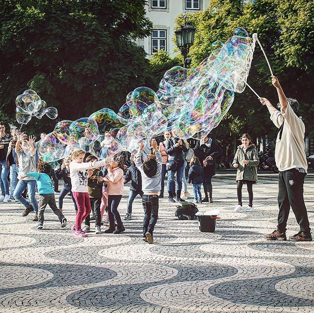 Play day Saturday! Have fun everyone! #saturday #bubbles #play #weekend #friends Photo by Vita Marija Murenaite