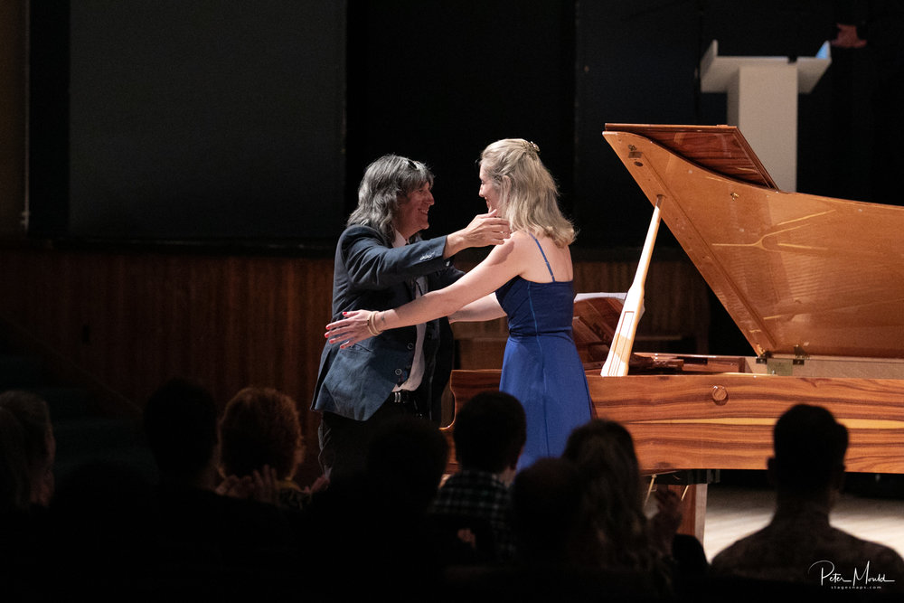 International Composers Festival, 21-23 September2018 - Katerina participates as a soloist at the International Composers Festival at De La Warr Pavilion and Opus Theatre in West Sussex, performing some of the most exciting, melodious and appealing classical music written by living composers attending the Festival from all over the world.