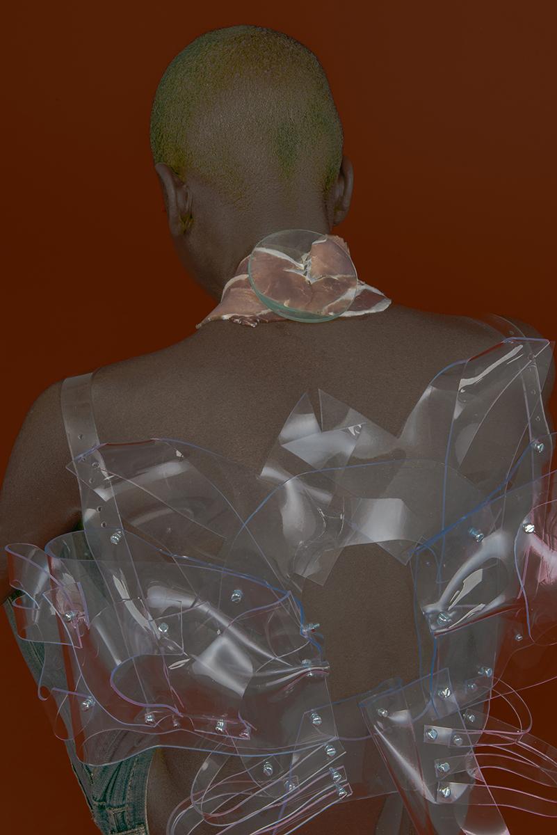 Transparent Bag by Ruoyi