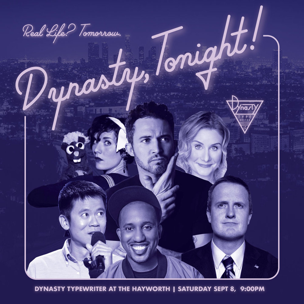 Dynasty Tonight
