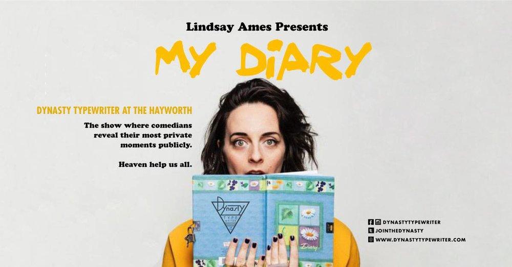 My Diary - generic.jpg