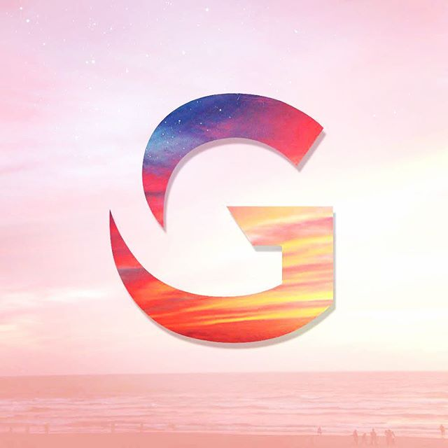 Goldcom G // inspired at sunset. #Goldcom _ #goldencommunications #g #typetreatment #typographyedit #brandingdesign #brandingagency #branding #logo #logodesigner #sunset #sunsetgram #iggram #newportbeach #firesky #goldenhour #marketing #marketingagency #creativedesign #adobe #ad