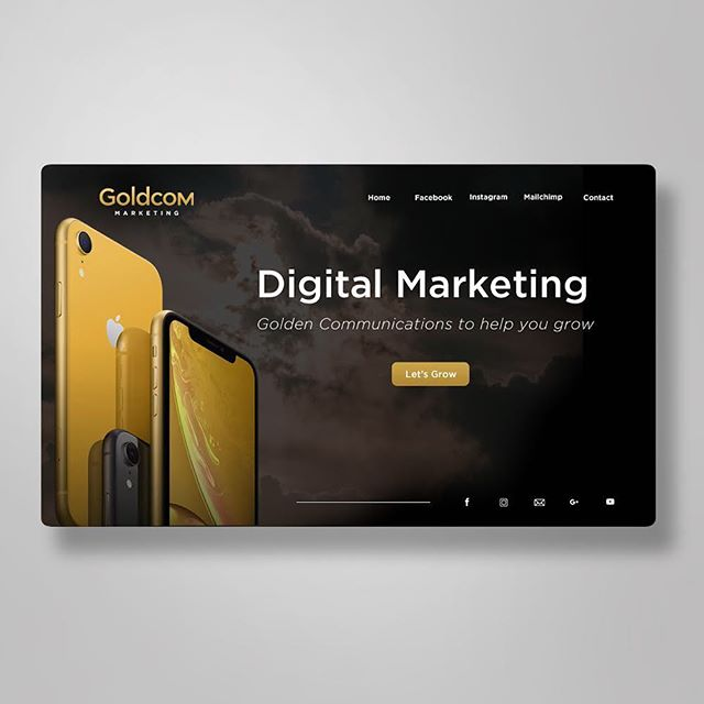 Do you have a digital marketing agency? We would love to work with you! Head to the link in bio to get started! #Goldcom #Letsgrow . . . #digitalmarketing #marketingagency #branding #brandingagency #facebookads #contentcreation #photoshop #portfoilio #webdesign #webdesigner #creativeagency #businessgrowth #strategy #communications #commarts #artanddesign #designinspo #webinar #goldcommarketing #entrepreneur #hustle #awardwinning #businessquote