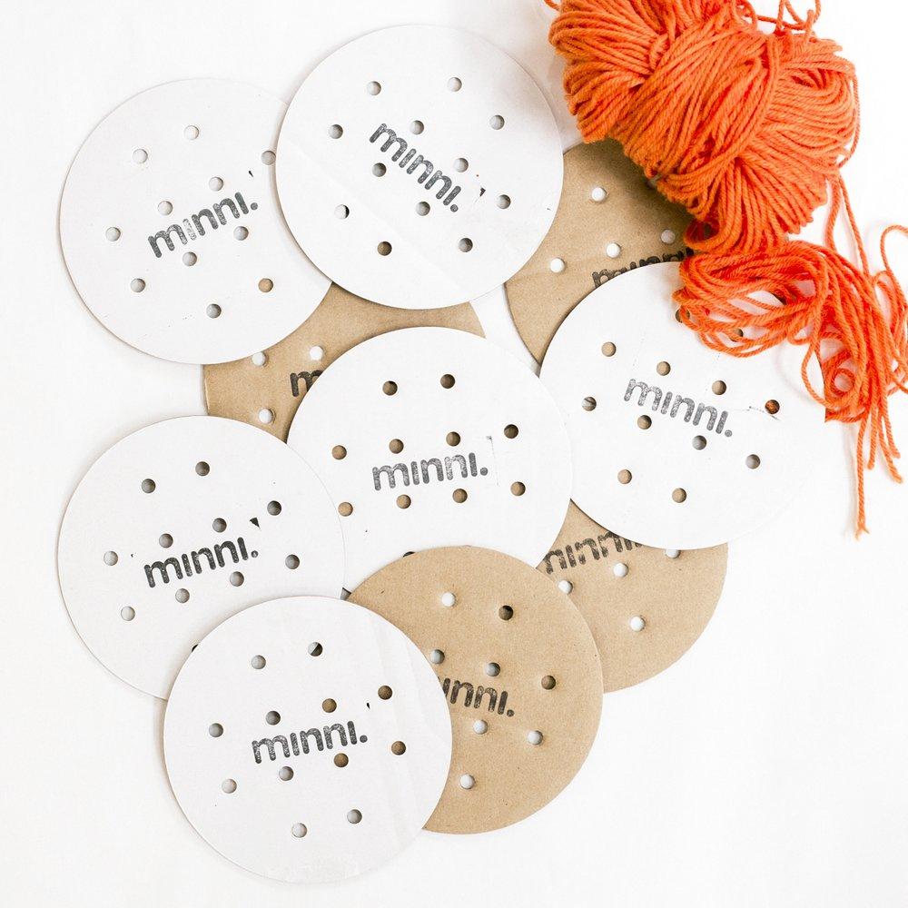 XX Minni Cross-Stitch Kits XX