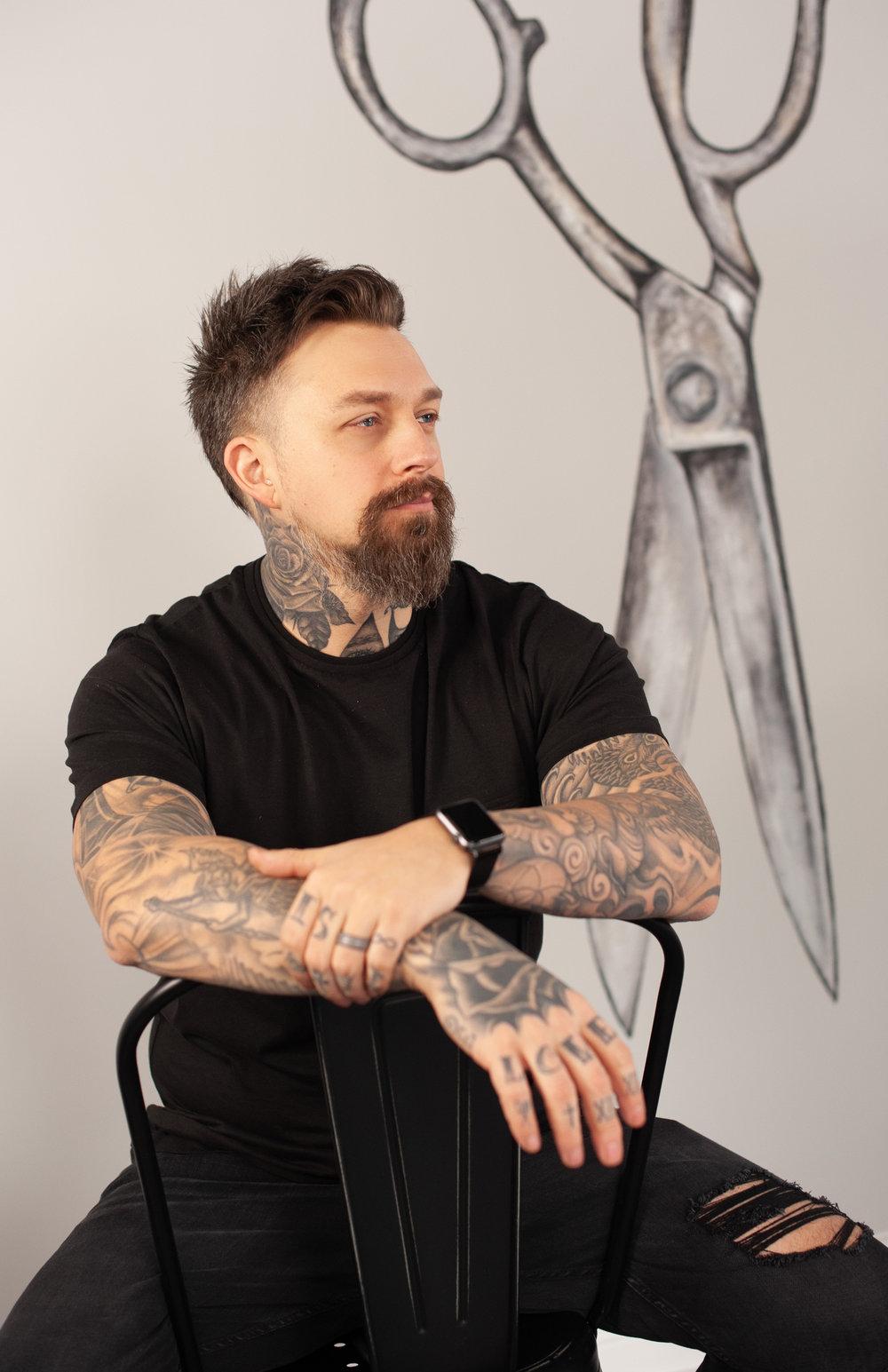 Kevin Bantz - Stylist/Owner