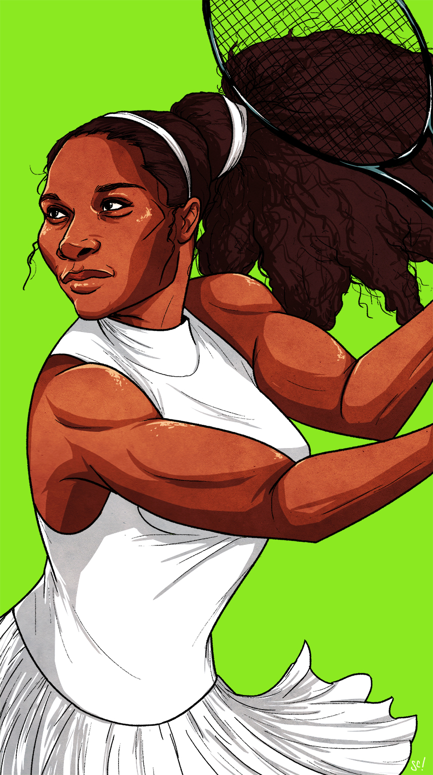 Queen Serena