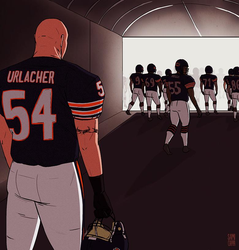 Brian Urlacher Retires