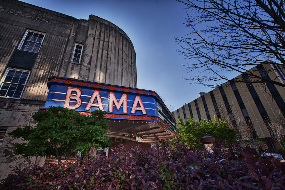The Historic Bama Theater