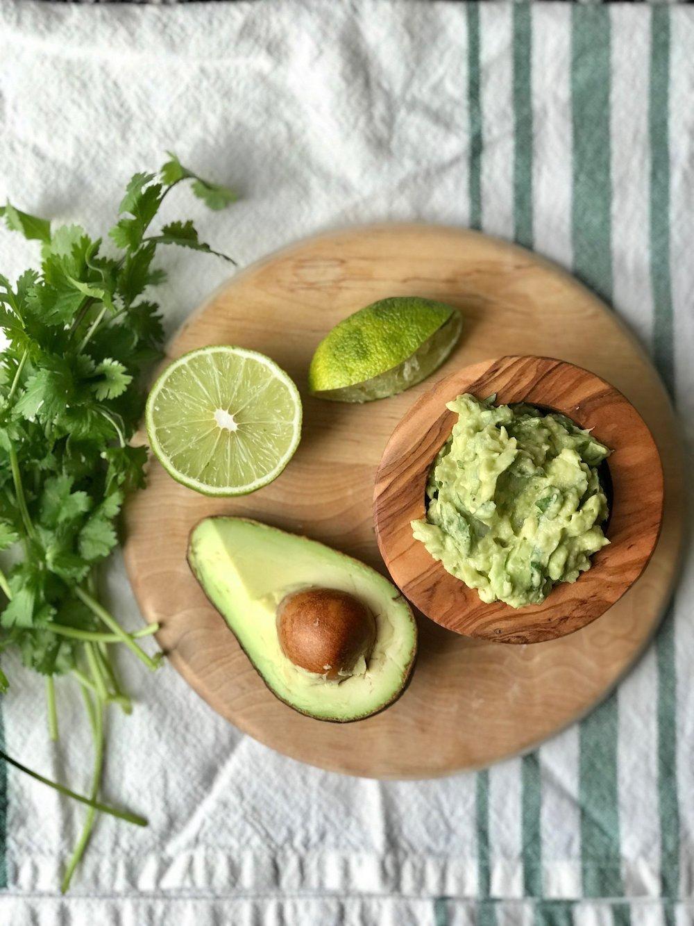 line & lee guacamole