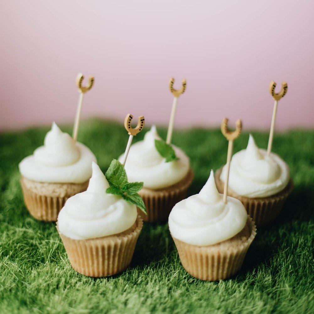 kentucky bourbon cupcakes