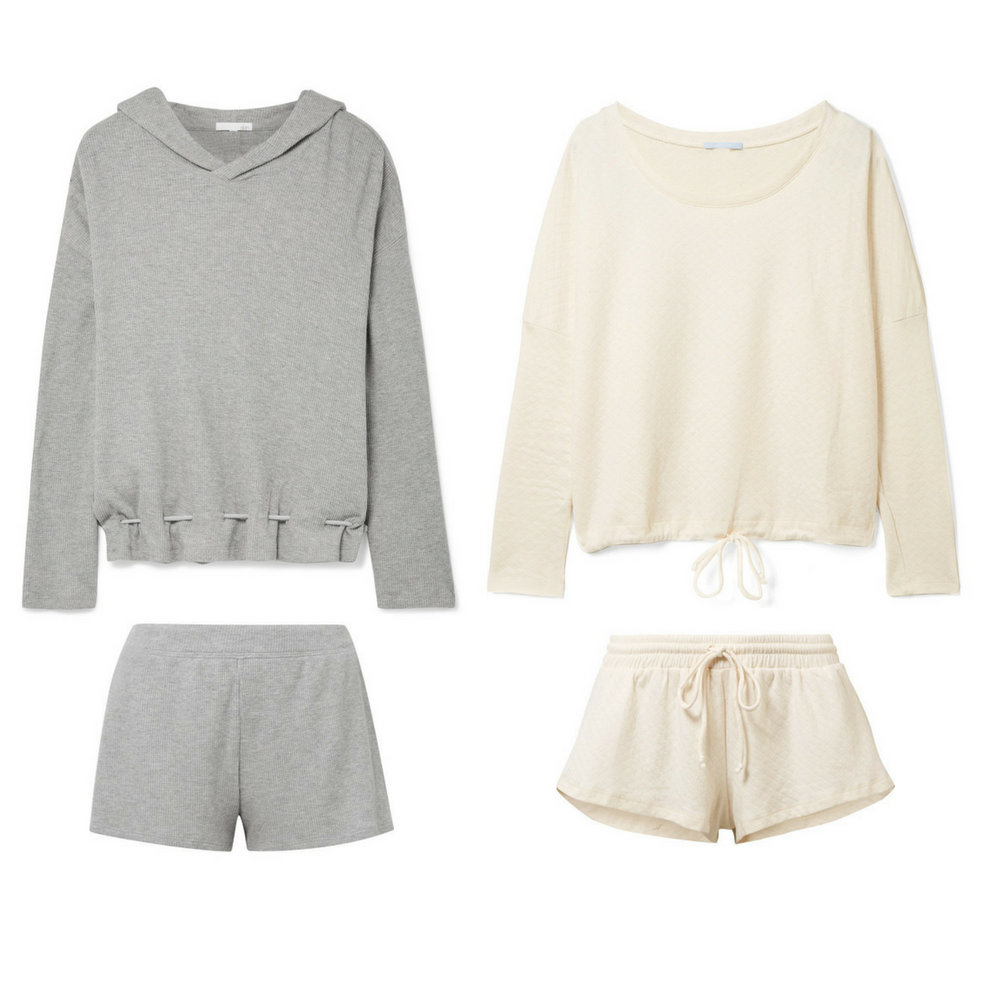 (EBERJAY  SWEATSHIRT  &  SHORTS , SKIN  SWEATSHIRT  &  SHORTS