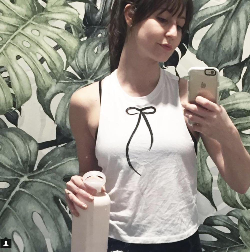 via @belleforceactive instagram