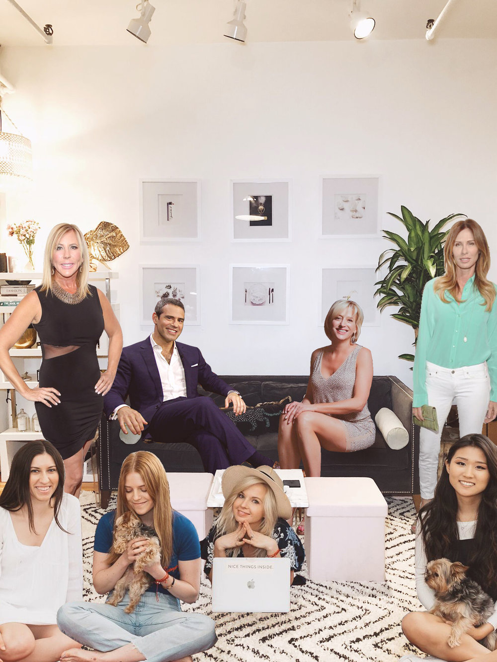 The Real Lessons I Learned From the Real Housewives The Sunday Issue