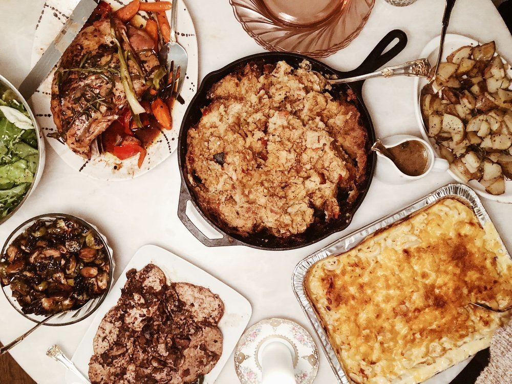Sunday forever's friendsgiving 2018 -