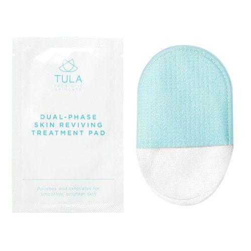 Tula Dual-Phase Skin Reviving Treatment Pads