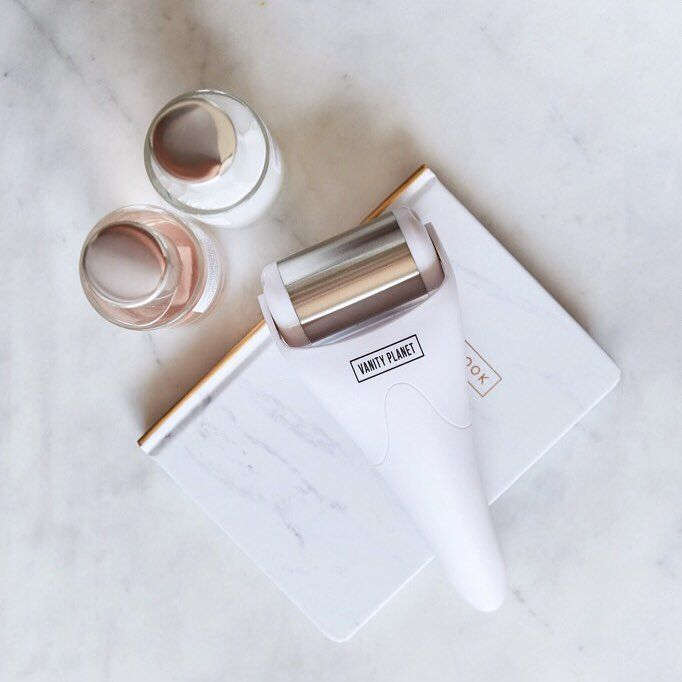 Revive Professional Facial Ice Roller - If you follow us and our founder Ashli, on social media you may have noticed that we are a little beauty obsessed. However, can you blame us? The number of lotions and potions on the market at the moment are sending our #topshlefie's into overdrive. One tool that we have come to loveeeee is the Revive Professional Facial Ice Roller. Proven to depuff, and tighten pores, it's less brazen than dipping our faces in a sink full of ice water, and we'll able to Instagram the whole thing with our other hand.