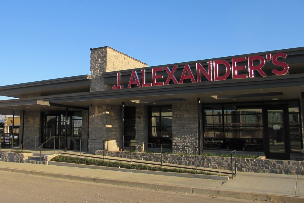 J Alexander's Restaurant - Lexington, KY