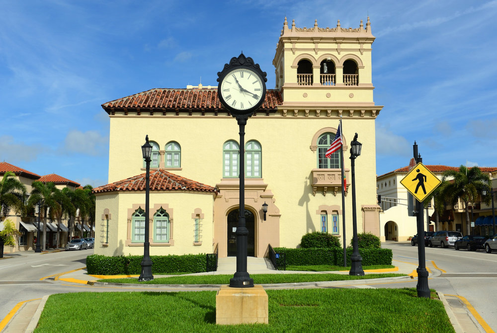 Town of Palm Beach City Hall