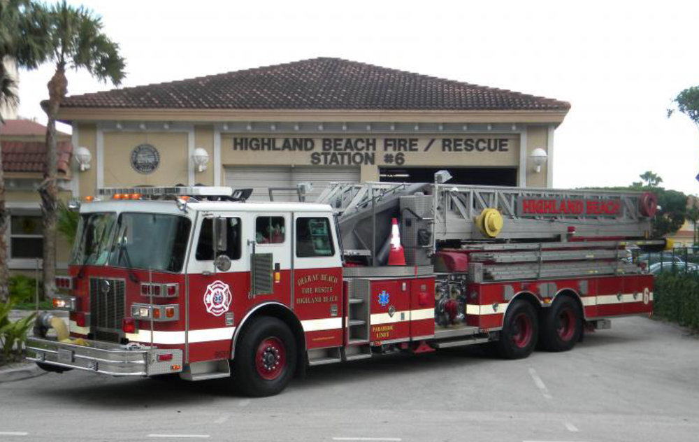 Highland Park Fire Station