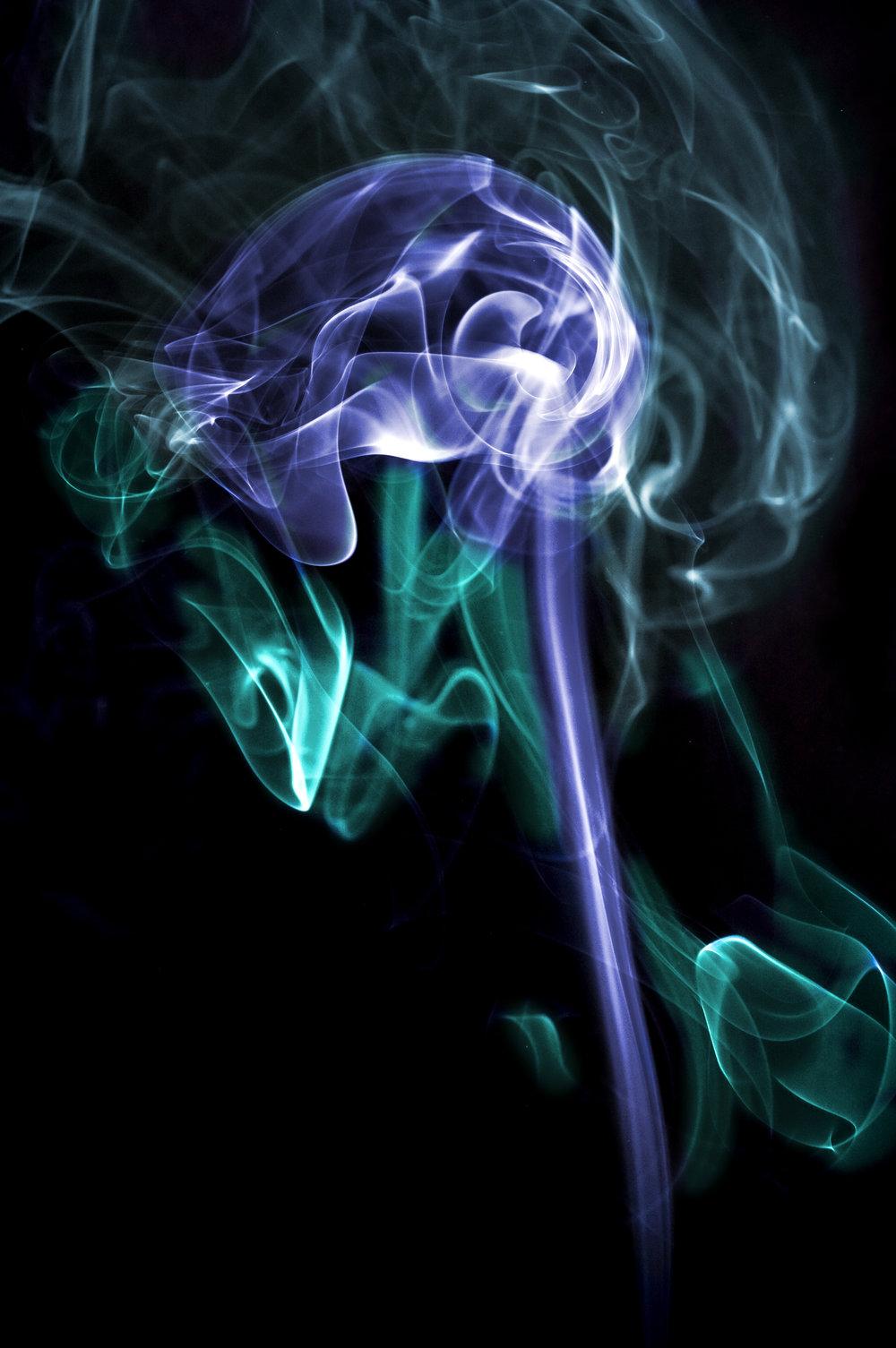 Smoke Photography -
