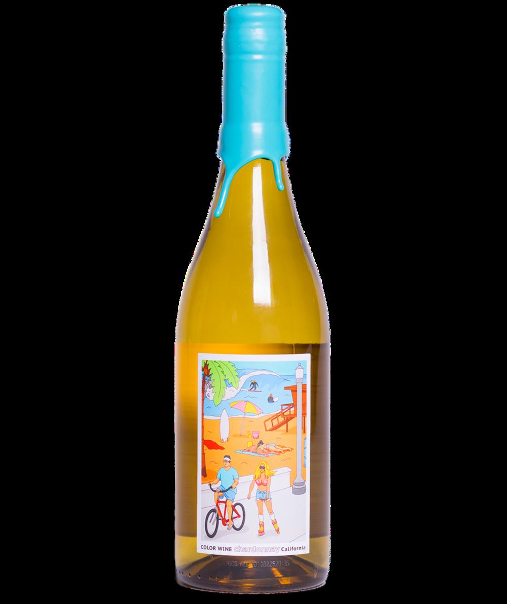 Chardonnay - Apricot | Vanilla |Hazelnut | Lemon