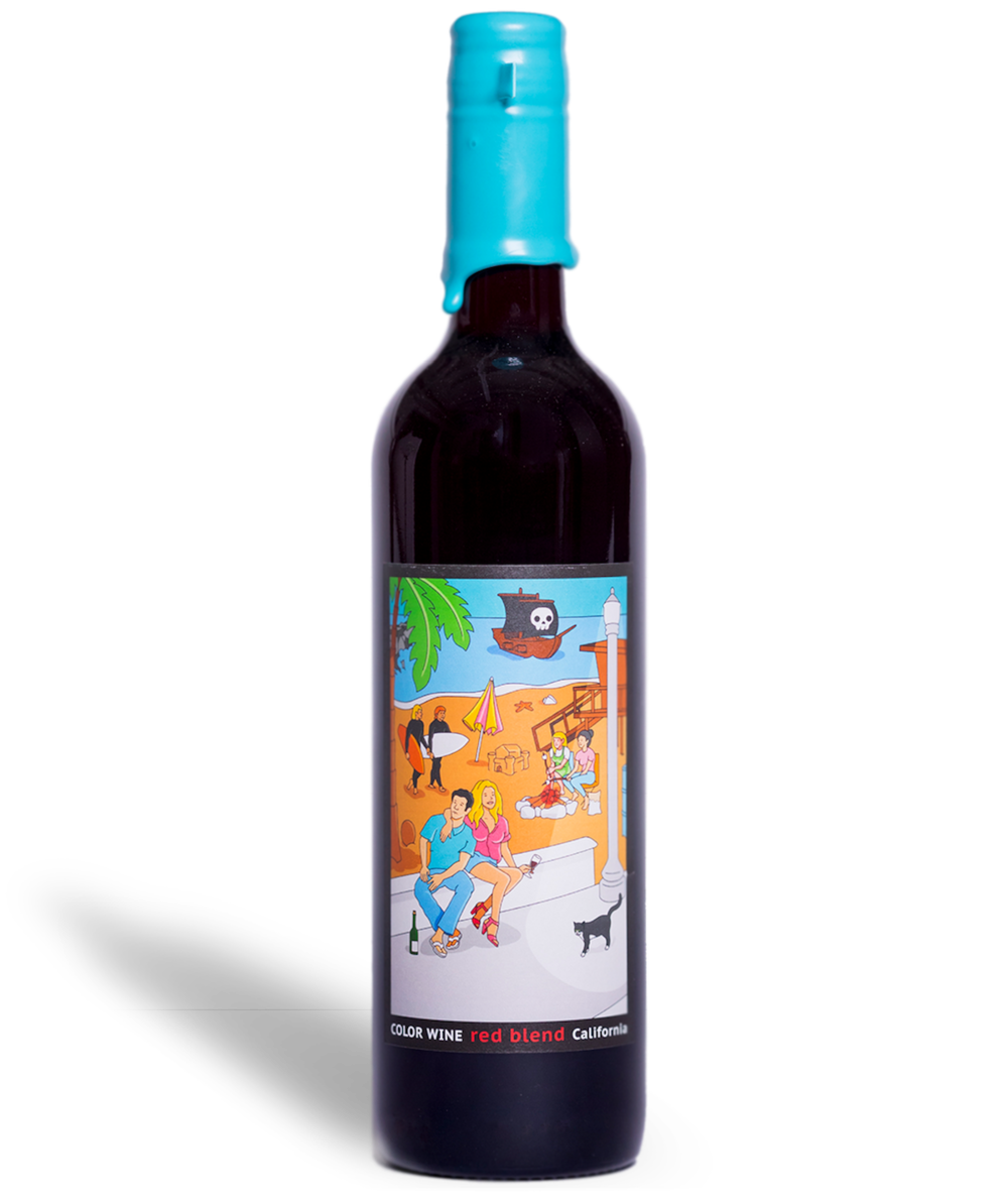 Red Blend - Cocoa | Blueberry | Black Cherry