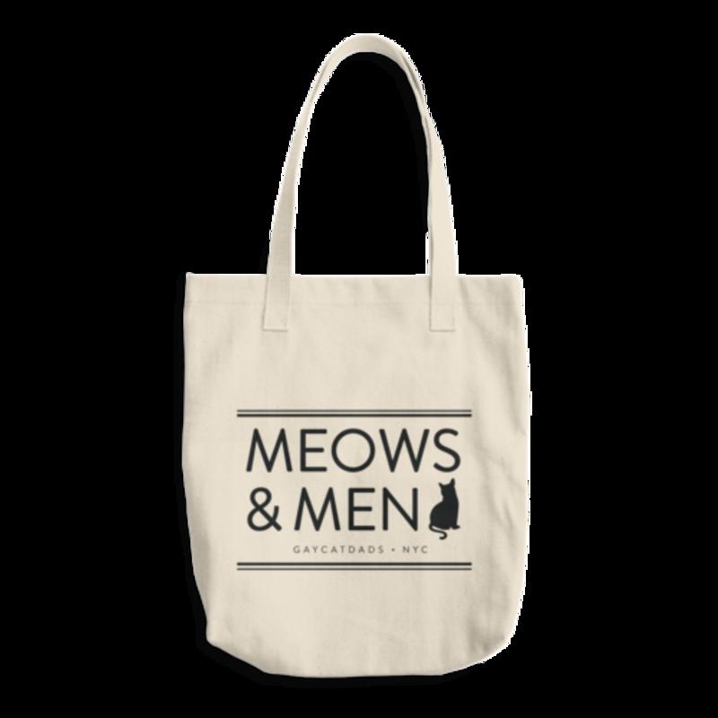 Meows & Men Tote