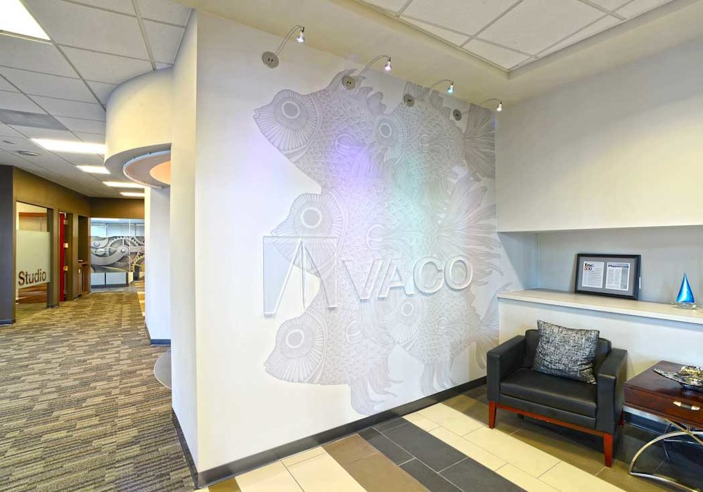 COMMERCIAL + BRANDING   Vaco Tampa HQ  VIEW PROJECT