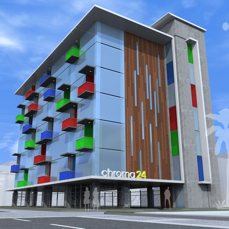 MULTI-FAMILY RESIDENTIAL   Chroma 24    VIEW PROJECT