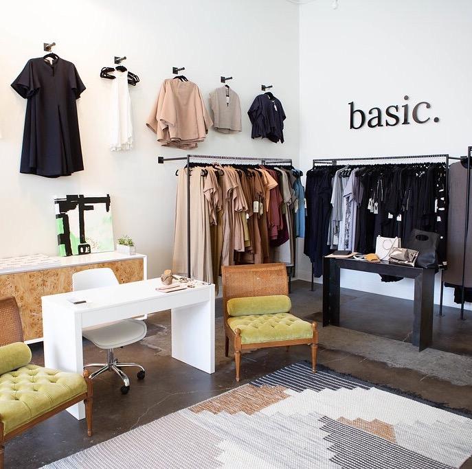 A Basic Shop, Birmingham Alabama