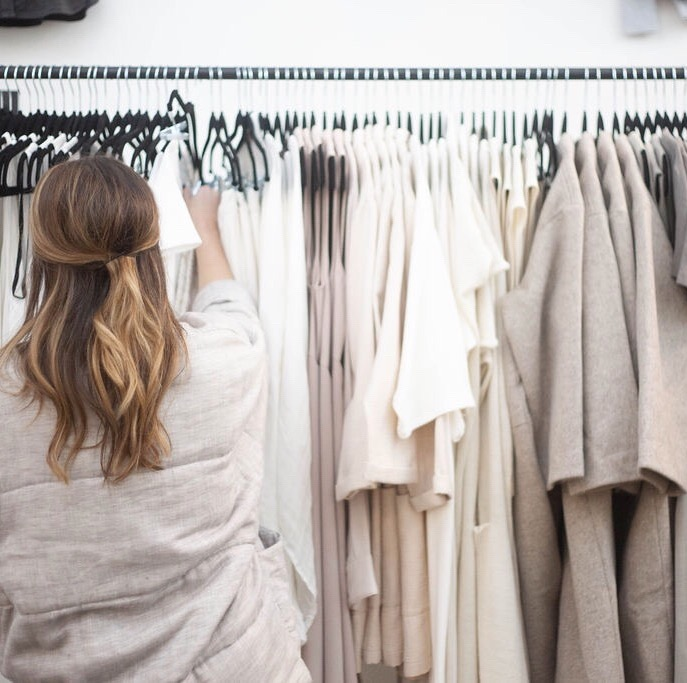 Lacey Woodroof, A Basic Shop