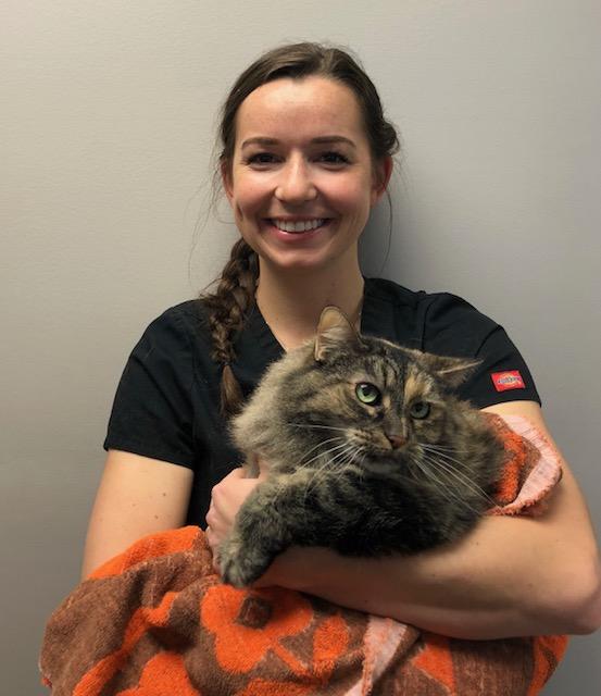 Melanie, Veterinary Assistant / Receptionist